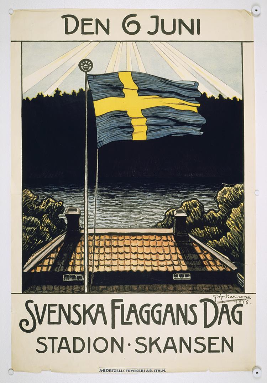 Sveriges Nationaldag Nordiska Museet