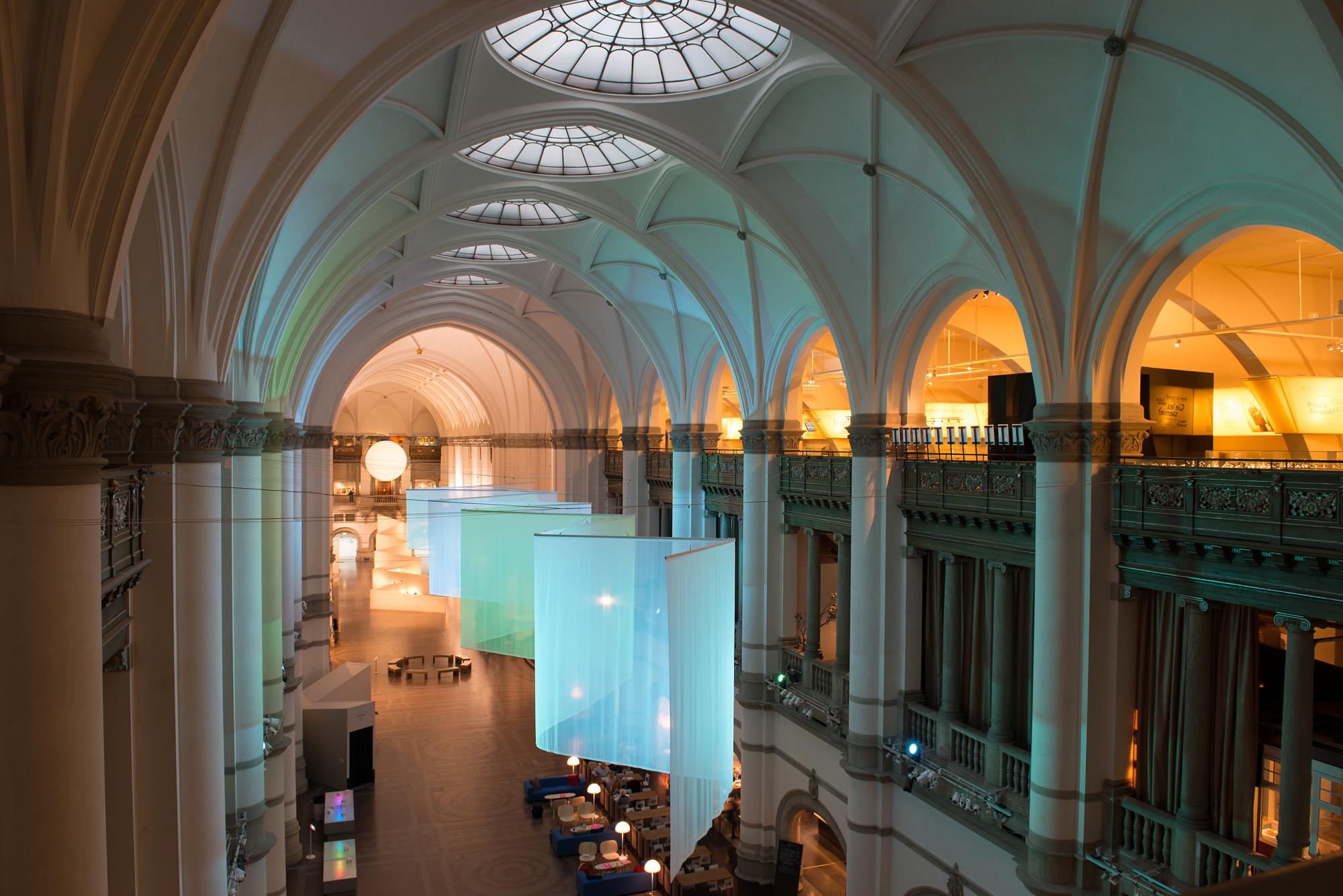 nordic lighting. foto: karolina kristensson, nordiska museet. nordic lighting