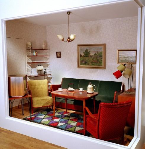 Homes And Interiors Nordiska Museet