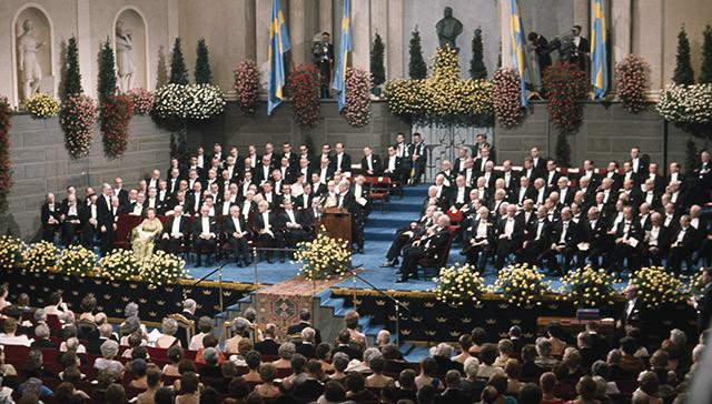Nobeldagen Nordiska Museet