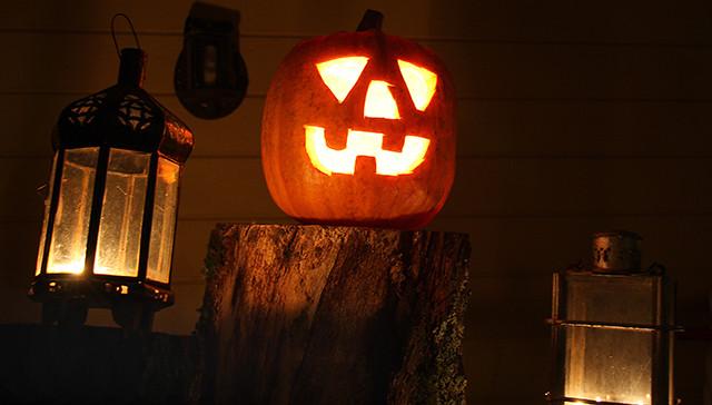 när firas halloween