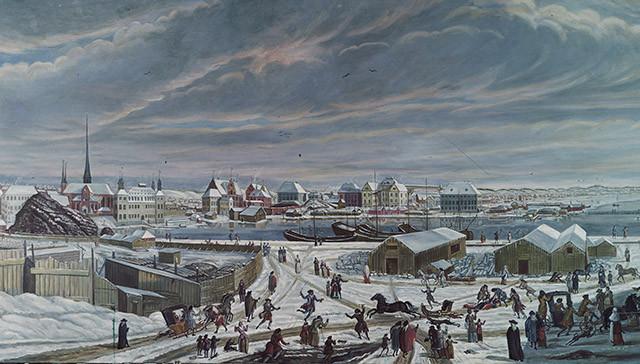 Vintersolstndet Nordiska Museet