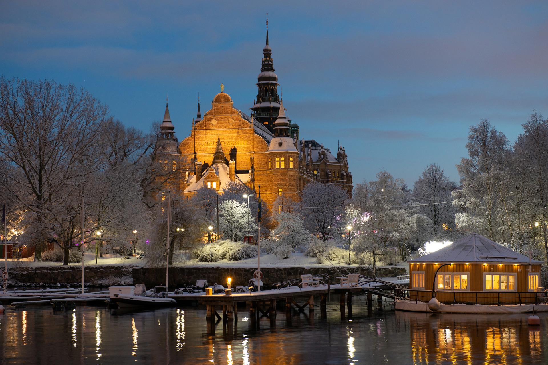 Nordiska museet. Foto: Karolina Kristenssen/ Nordiska museet