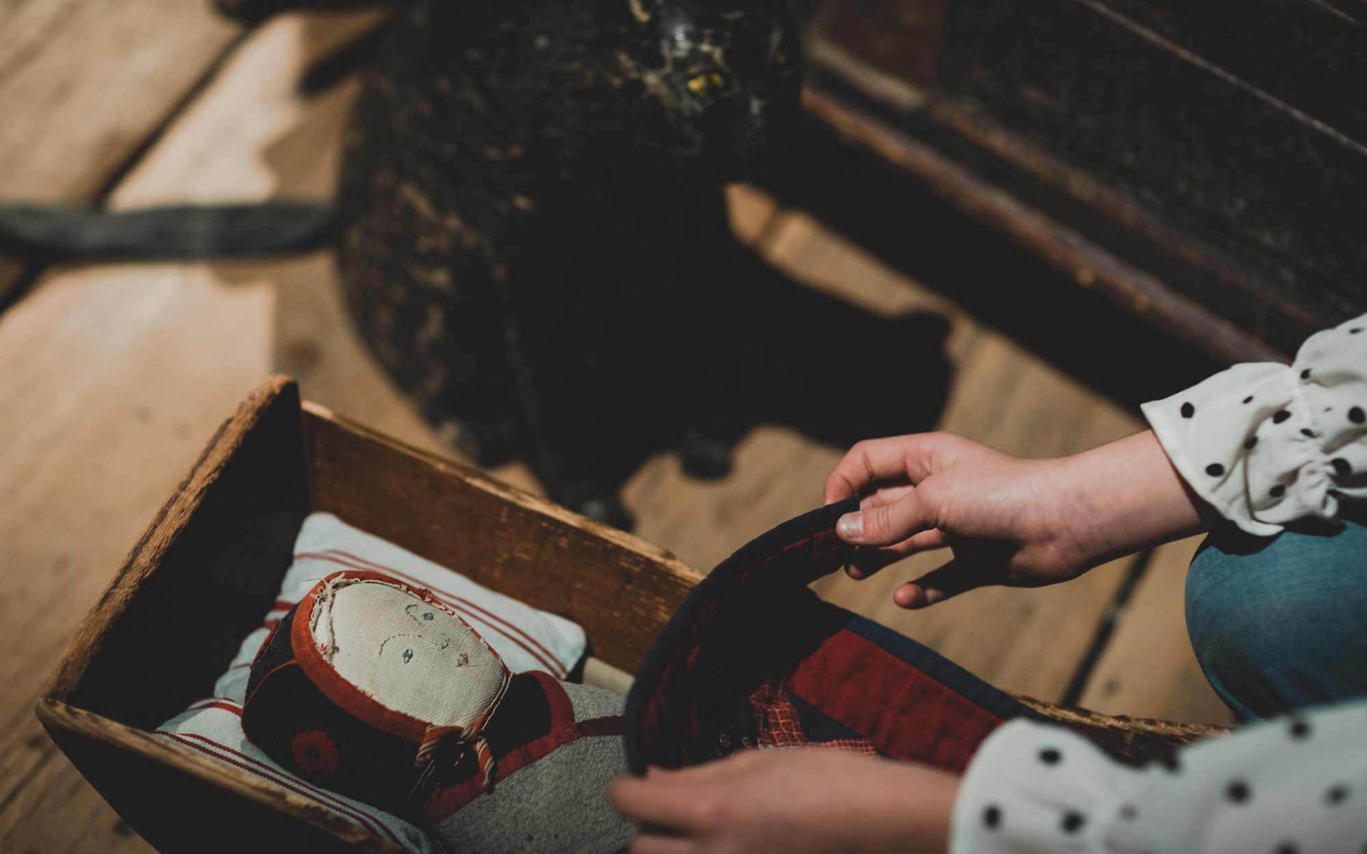 Lekstugan på Nordiska museet