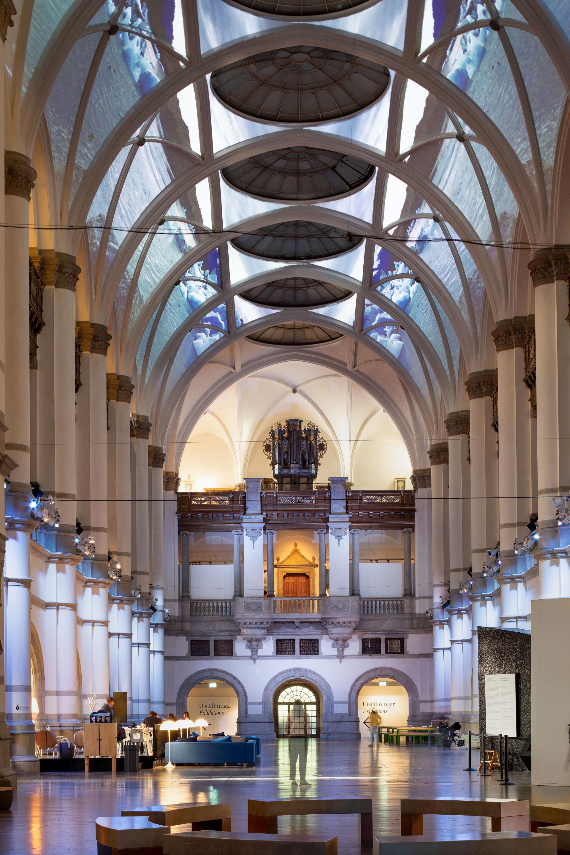 Fira nyår i museets Stora hall – Stockholms vackraste festsal. Foto: Henrik Zeitler