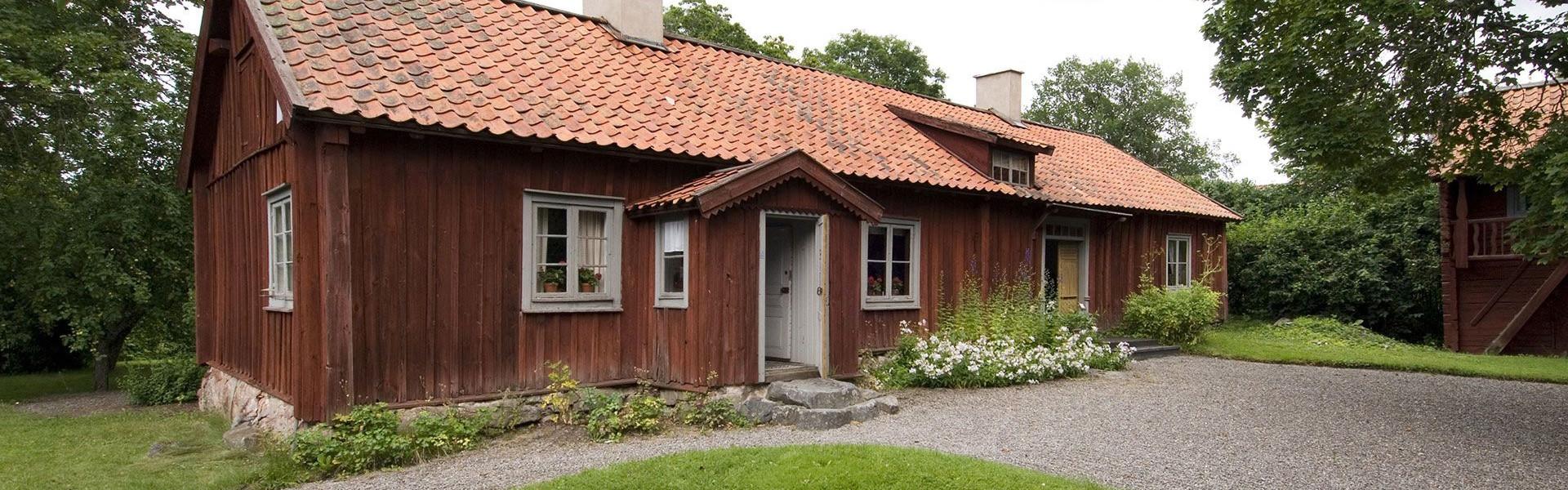 Härkeberga kaplansgård.