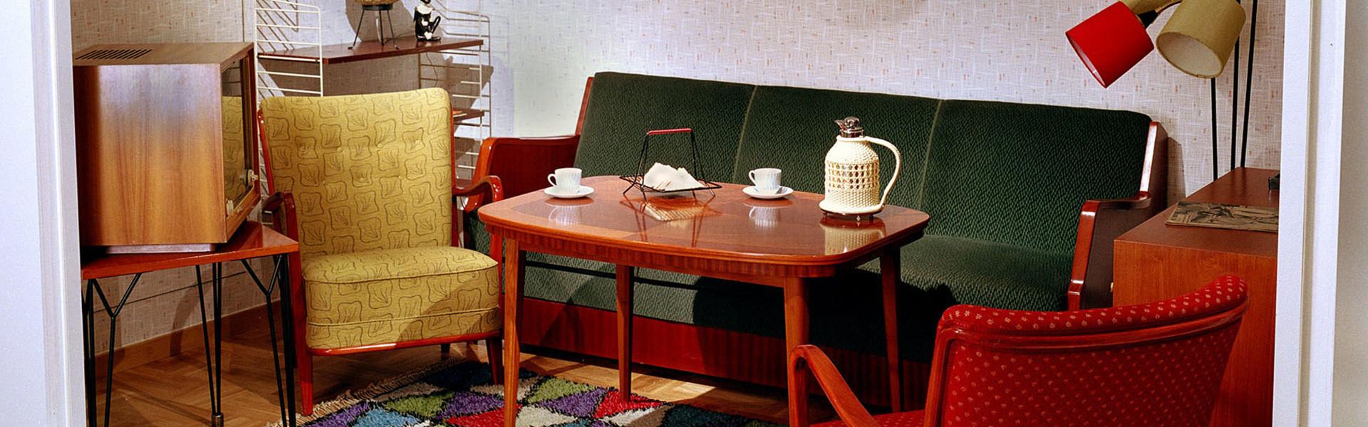Tv-rum från 1958