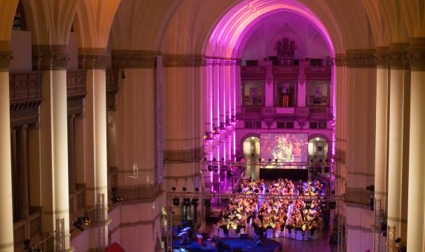 Stora hallen