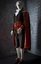 Adelsman i nationella dräkten 1778
