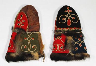 Brudgumshandskar från Söndre Trondheim, Norge