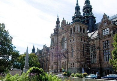 Nordiska museets huvudbyggnad