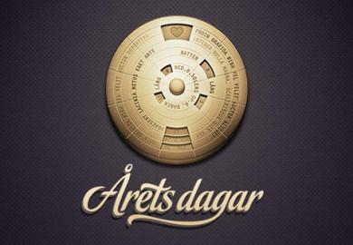 Logotyp för appen Årets dagar