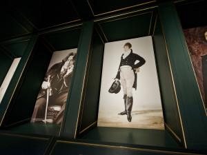 Bild från utställningen Dandy. Foto: Mats Landin ©Nordiska museet