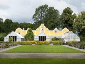 Växthuset på Julita gård. Foto: Peter Segemark, Nordiska museet
