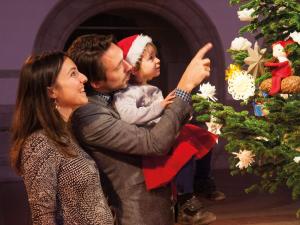 Fri entré på julafton. Foto: Cecilia Nordstrand