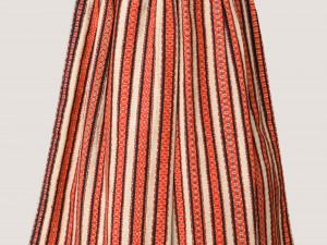 Förkläde, NM0003587. Foto: Karolina Kristensson, Nordiska museet.