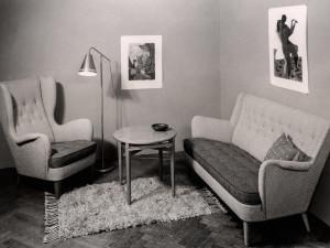 1940-tal. Foto: Okänd, Nordiska museet.