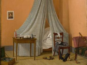 Målning. Sverige, 1830-tal. Foto: Peter Segemark, Nordiska museet.