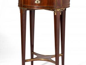 Sybord, 1790-tal. Har tillhört Anna Maria Lenngren. Foto: Peter Segemark, Nordiska museet.