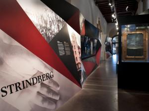 Bild från utställningen.