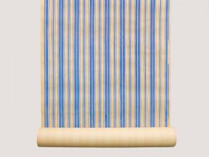 Tapet med blå ränder, NM0172277. Foto: Karolina Kristensson, Nordiska museet.