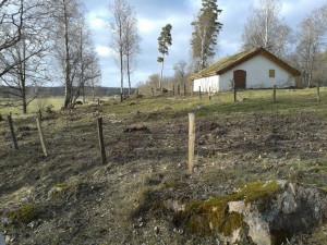 Bland hagmarker och åkertegar